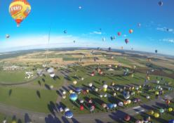 record montgolfiere